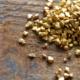 L'oro etico viene usato per gioielli ecosostenibili